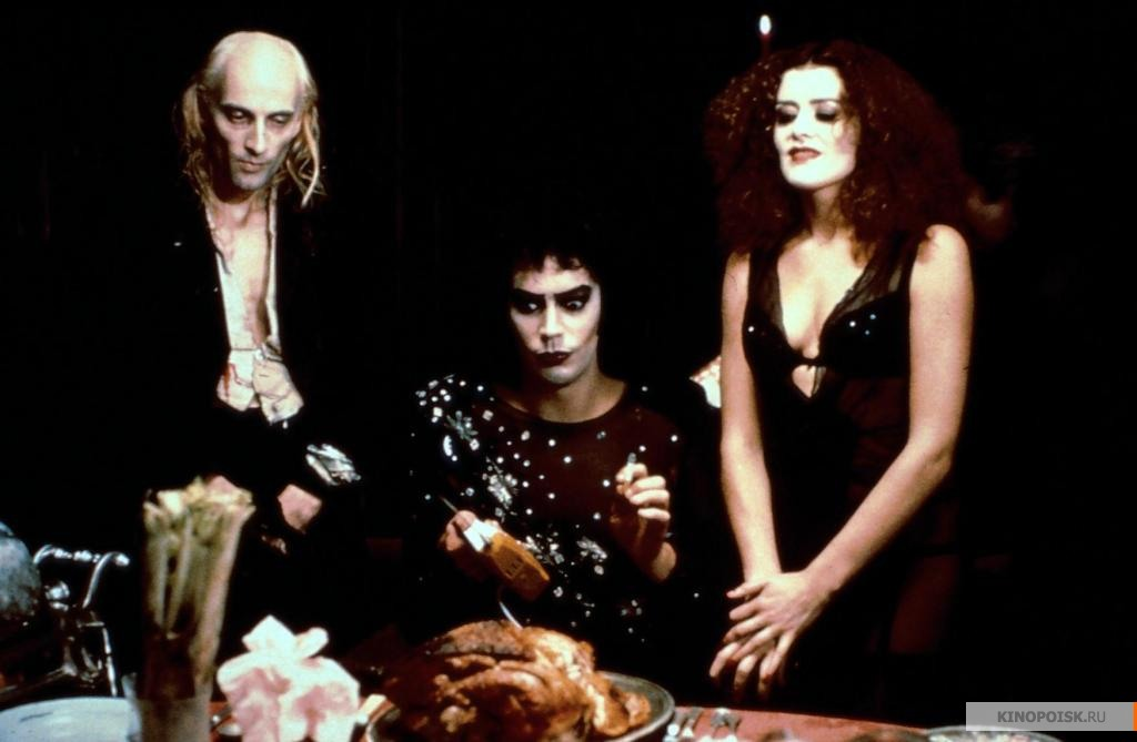 Rocky horror picture show magenta and riff raff 34408 dont forget to share your opinion using the comment form below