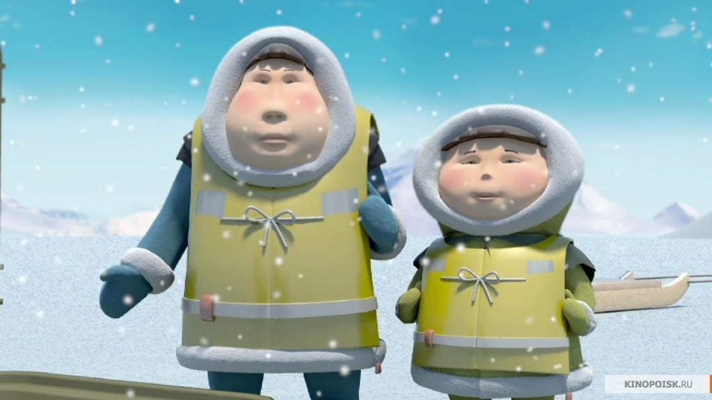 Описание эскимоска (1-2 сезон)