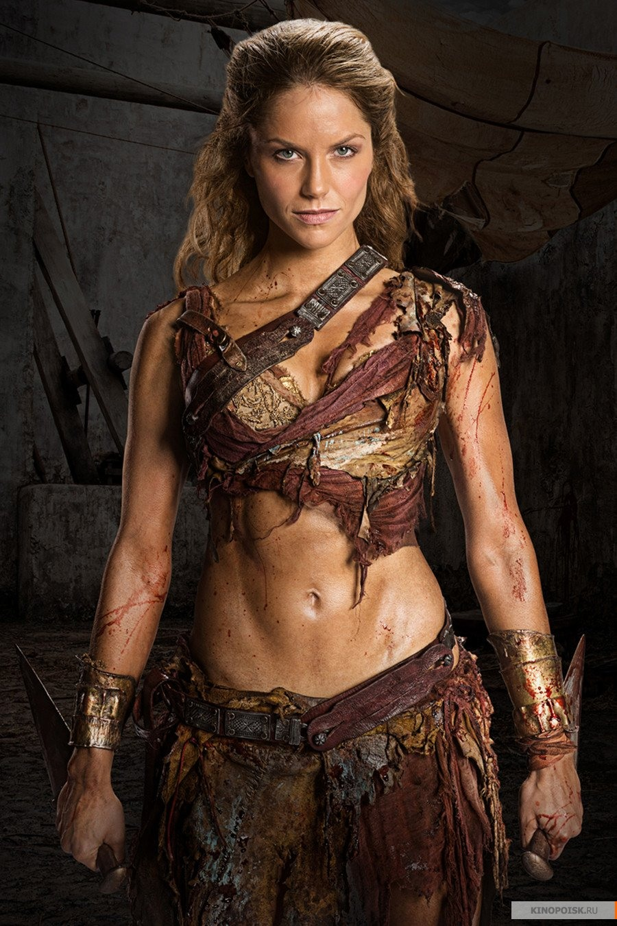Gladiator eroticvs the lesbian warriors sex scene