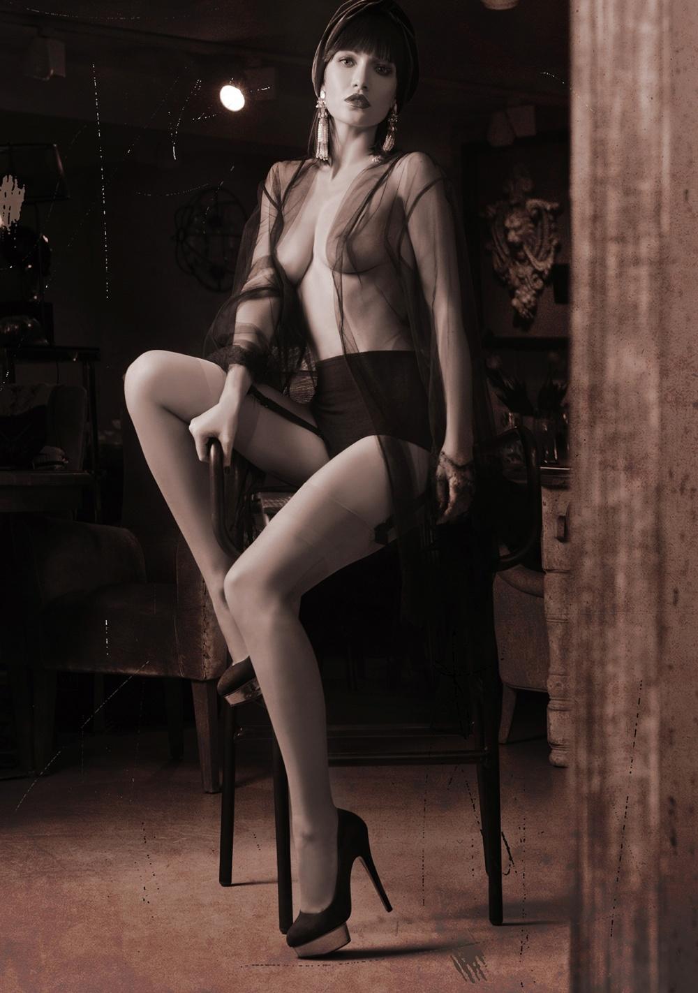 Голая Евгения Брик во всей красе на секс фотках и видео