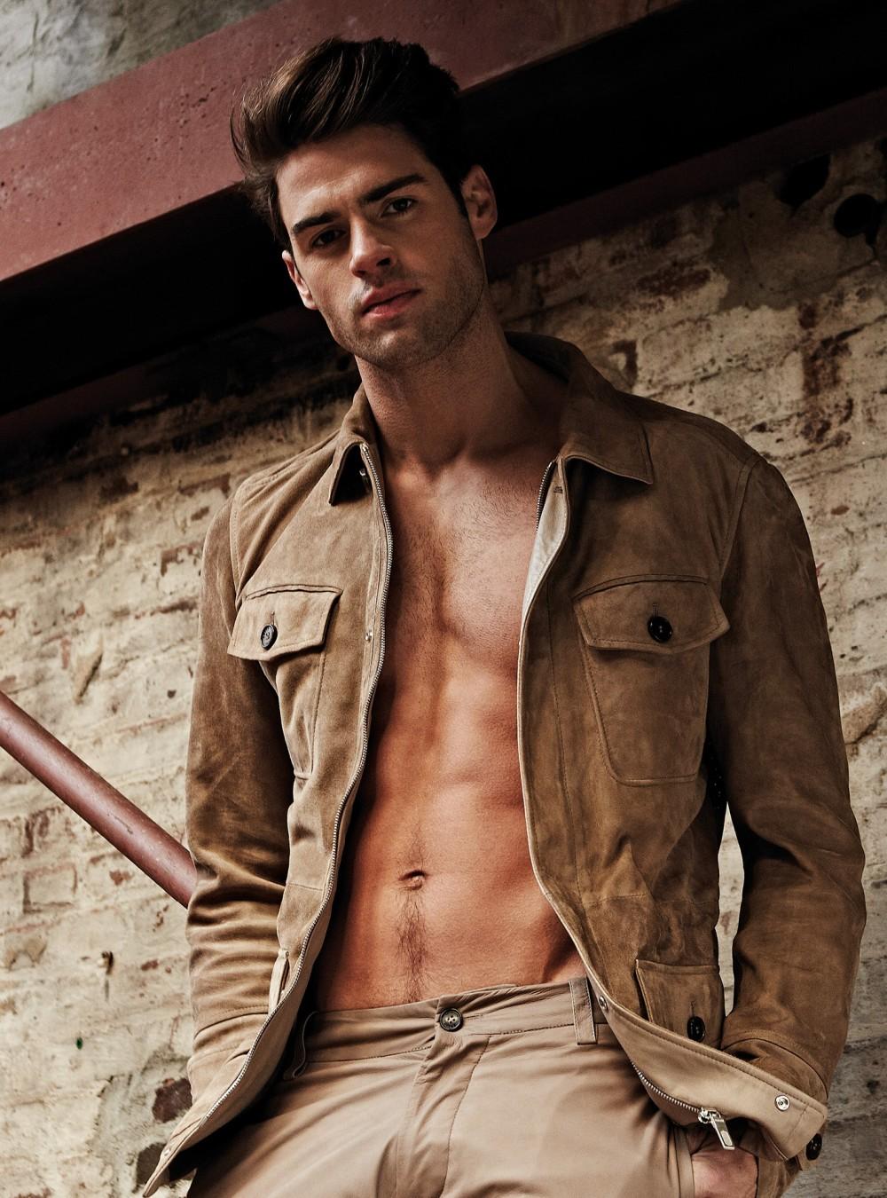 Американские модели мужчины фото