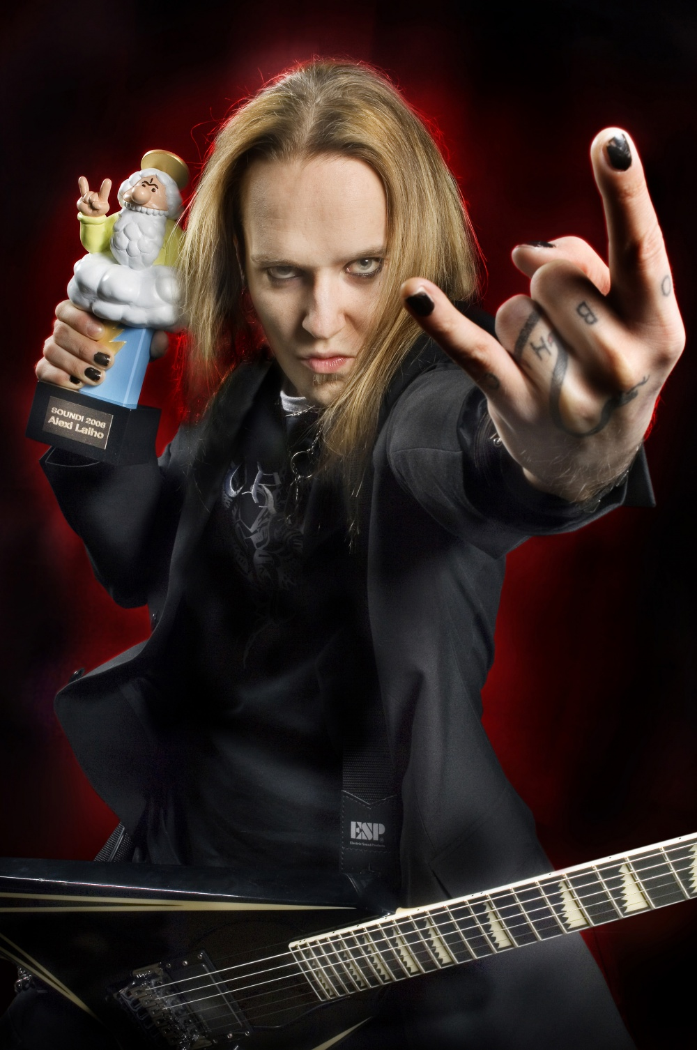 List of guitars - Wikipedia Alexi laiho old pictures