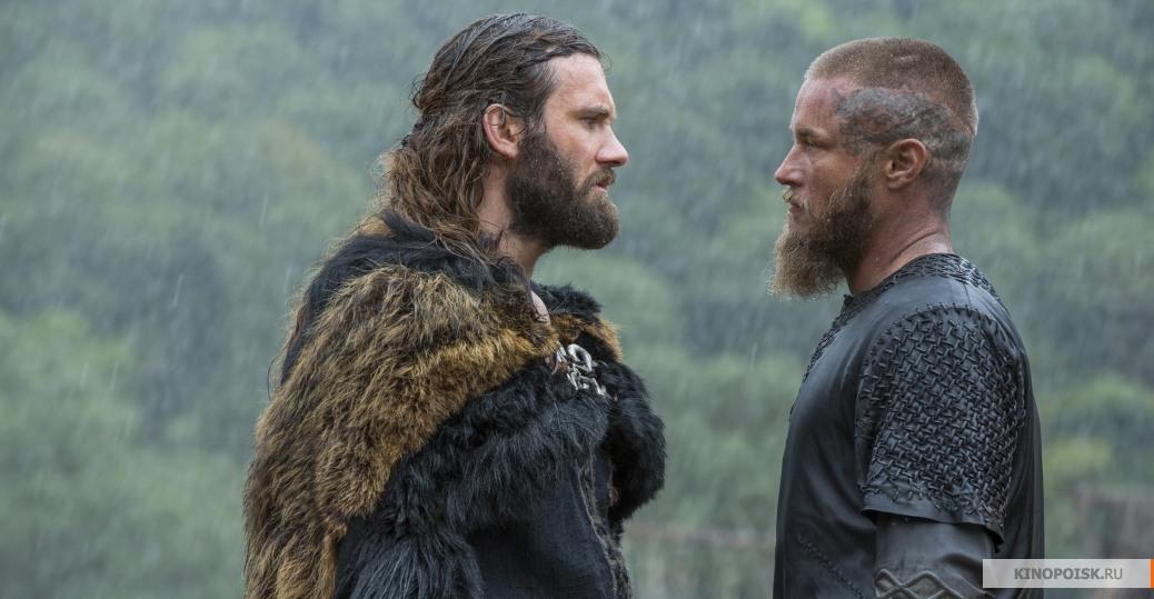 Прически из фильма викинги