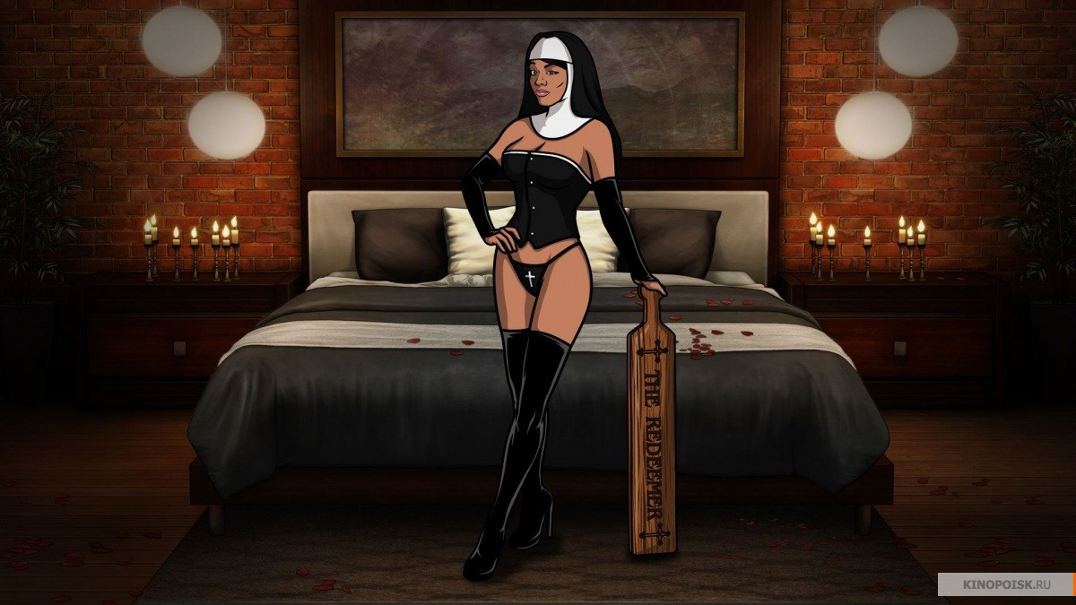 Lana from archer porn download