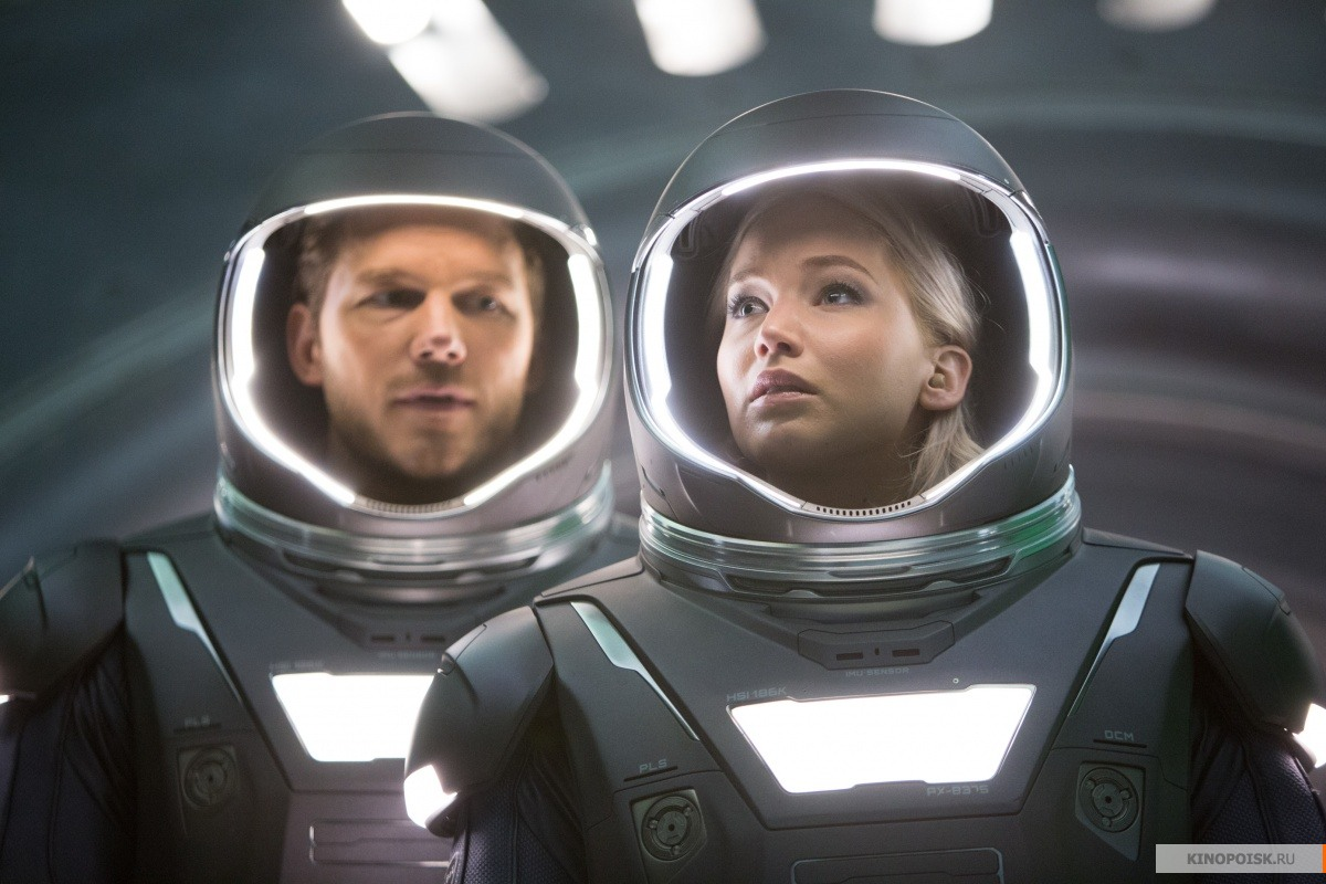 Фильм про путешествие в космосе фантастика 2018