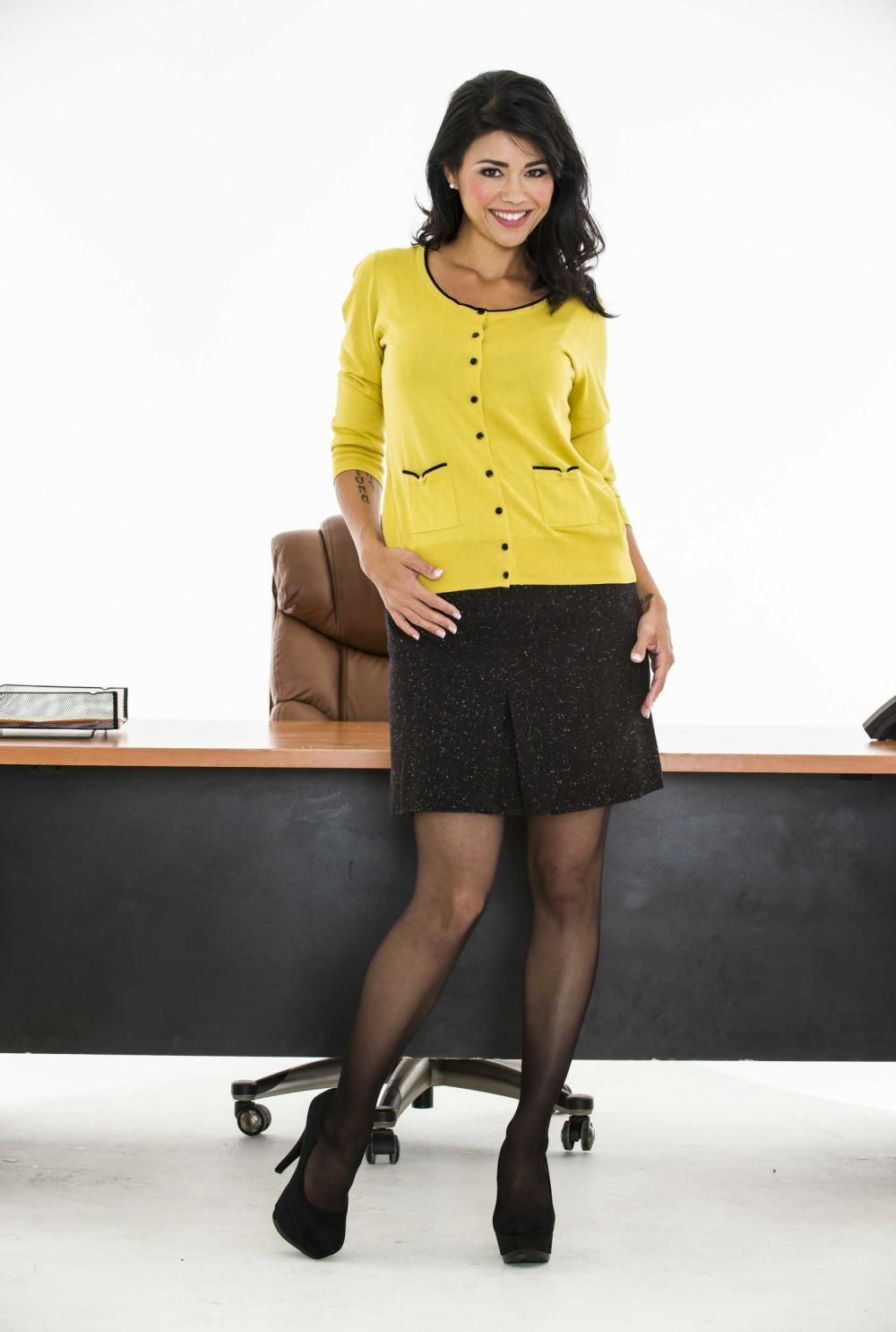 Asian office worker Dana Vespoli strips off business clothes for easier money № 636191 загрузить