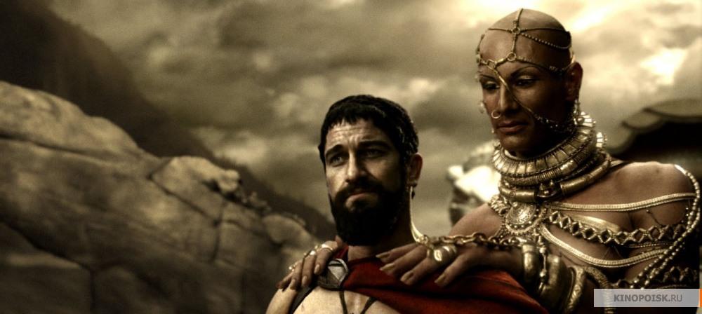 Фото позолоченный ксеркс из 300 спартанцев