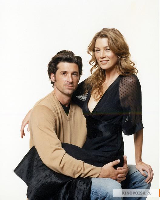 Grey's Anatomy, Ellen Pompeo su Patrick Dempsey: Lo
