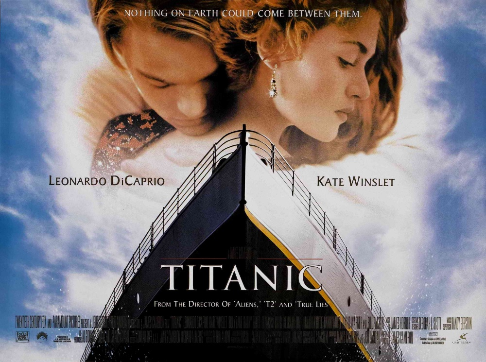 Titanic 1997 movie  Simple English Wikipedia the free