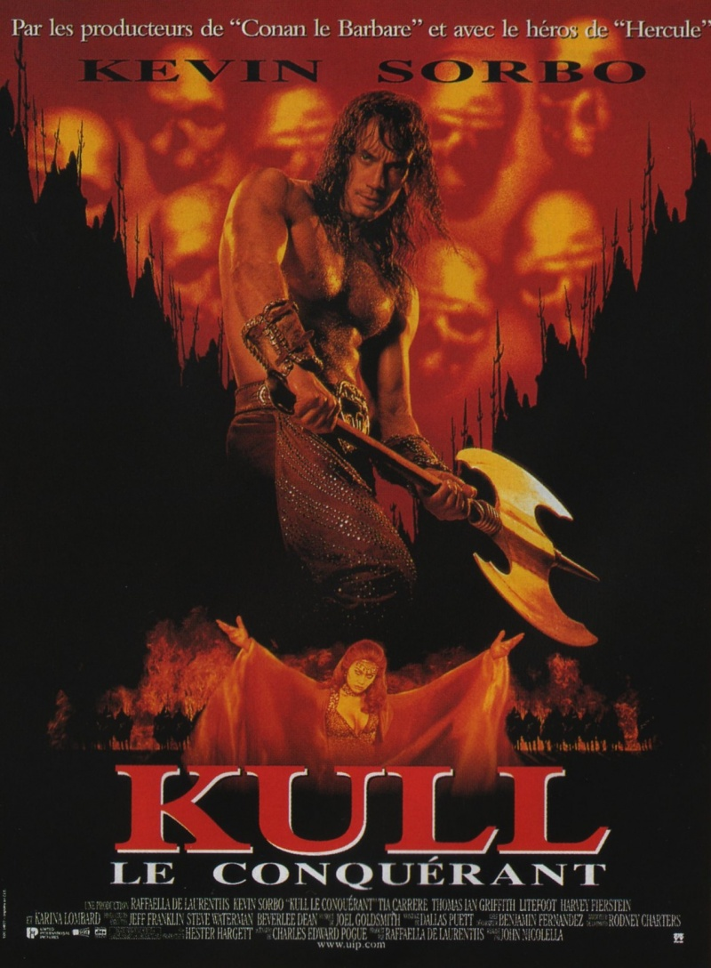 Kull the Conqueror  YouTube