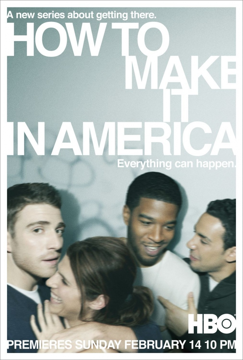 Как преуспеть в Америке 1-2 сезон 1-8 серия Кубик в Кубе   How to Make It in America