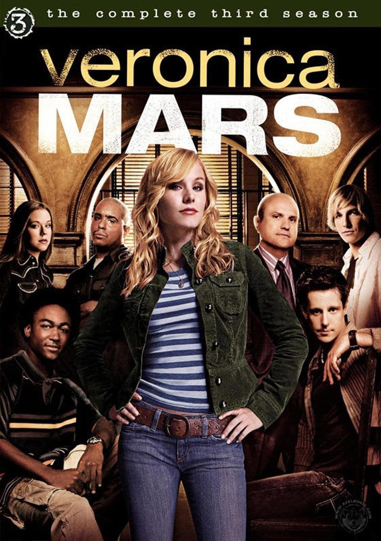 Вероника Марс 1-3 сезон 1-20 серия НТВ   Veronica Mars