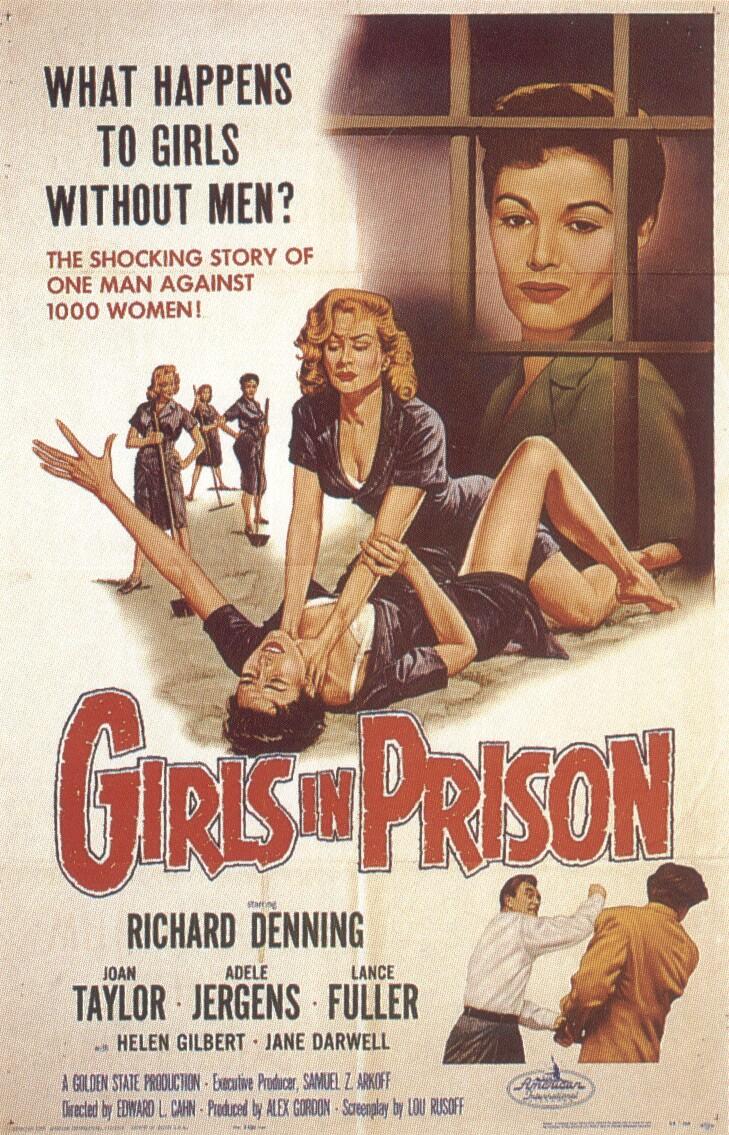 Смотреть порно тюремные девочки 15 фотография