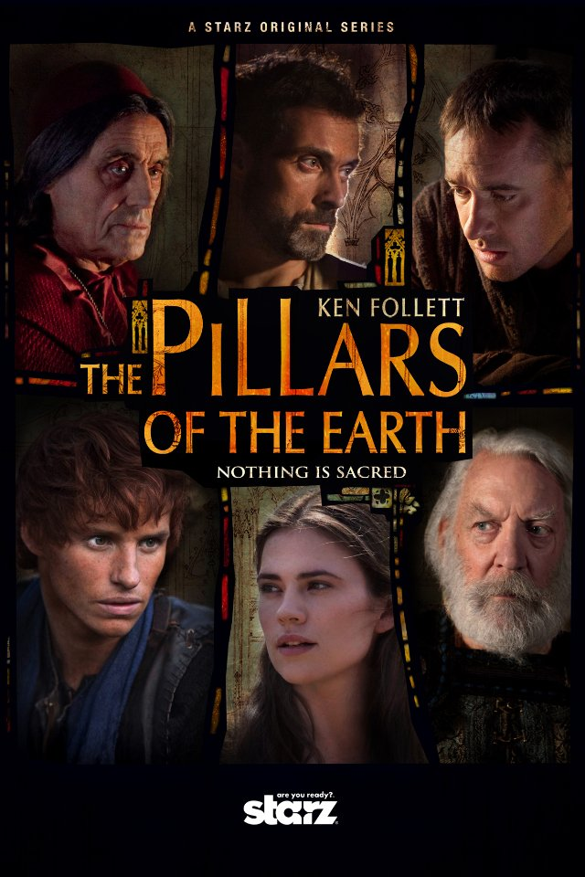 Столпы Земли 1 сезон 1-8 серия LostFilm | The Pillars of the Earth