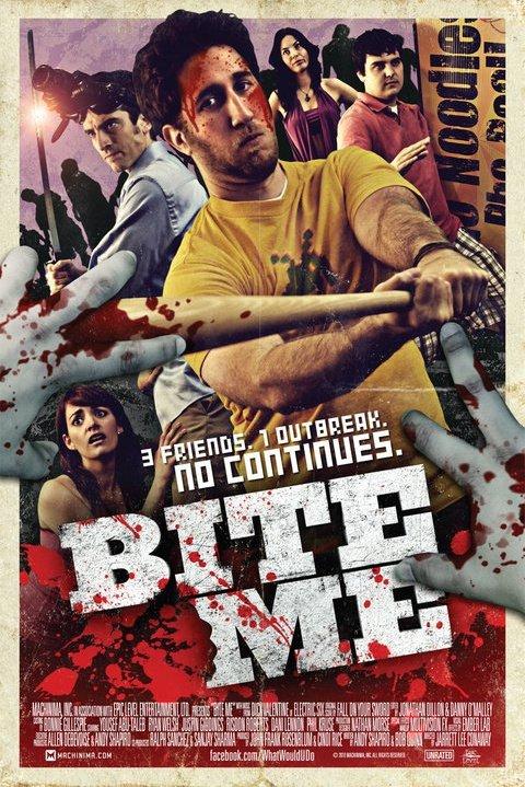Выкуси! 1-2 сезон 1-10 серия StopGame   Bite Me