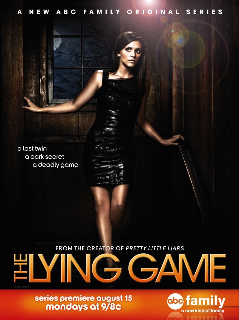 Игра в ложь 1-2 сезон 1-10 серия Многоголосый закадровый | The Lying Game