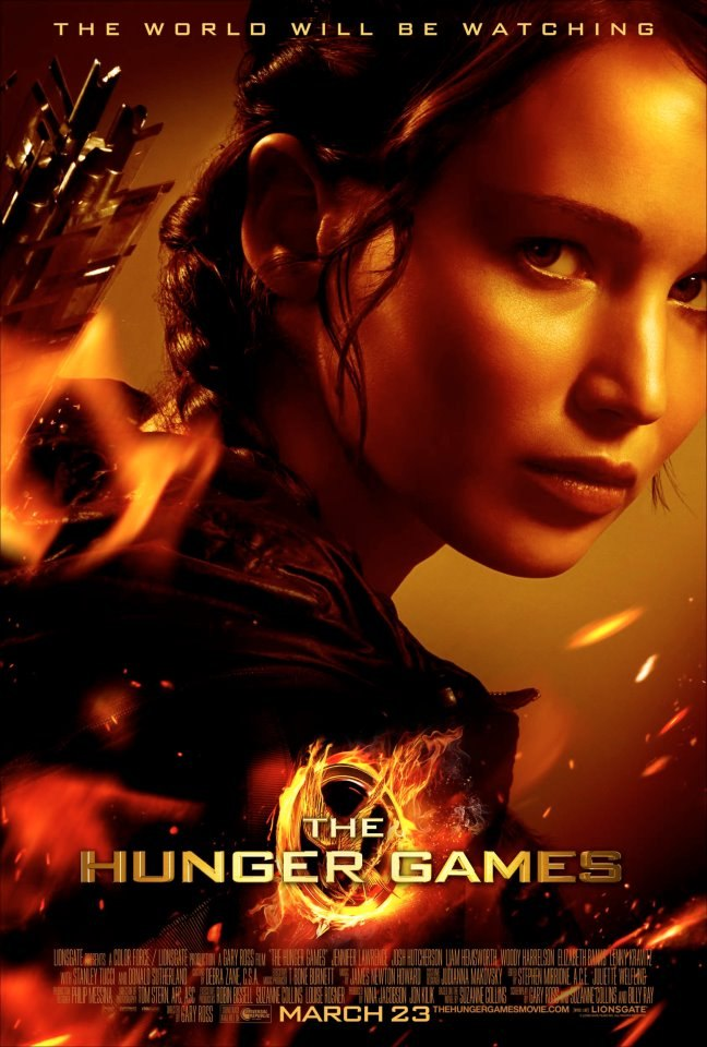 The Hunger Games: Mockingjay – Part 1 (2014) 720p