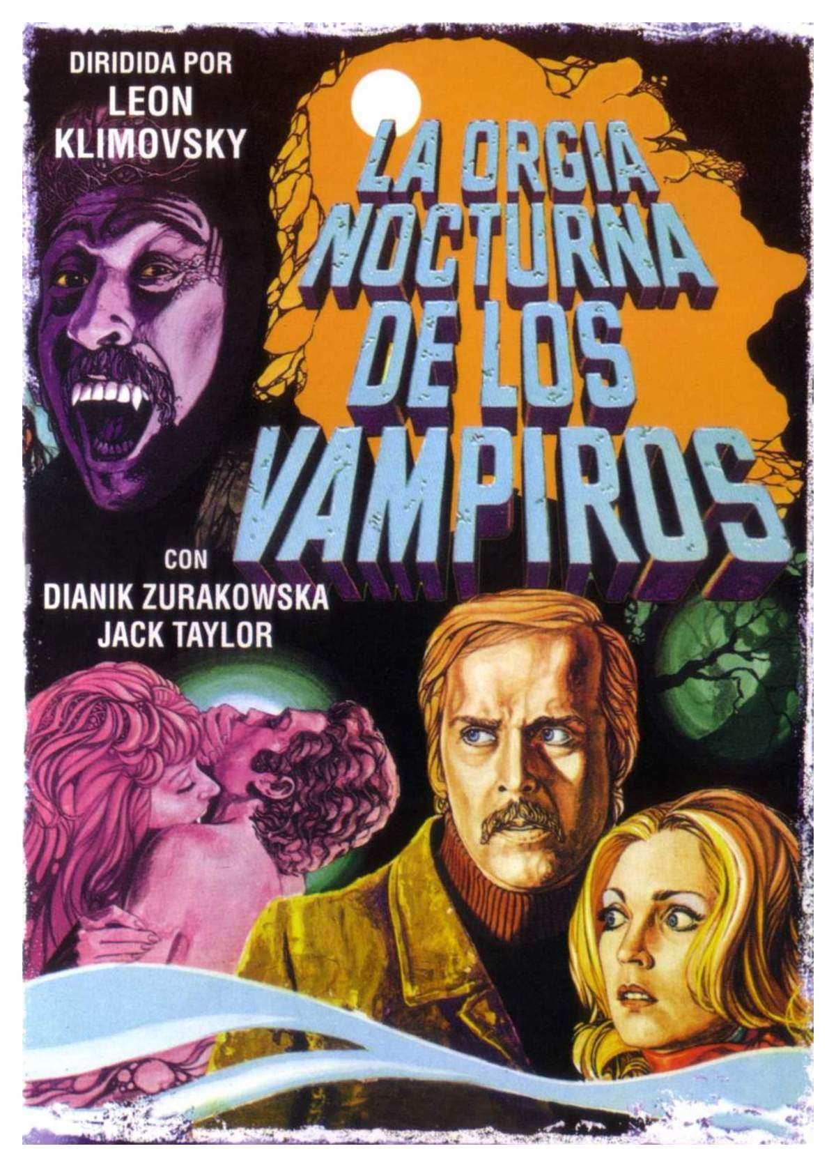 The vampires' night orgy erotic streaming