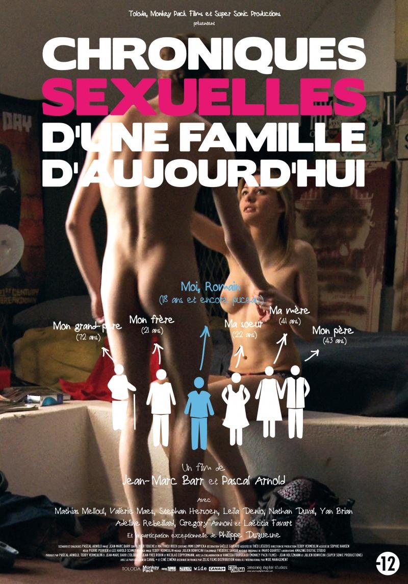 Сексуальные хроники французской семьи порно