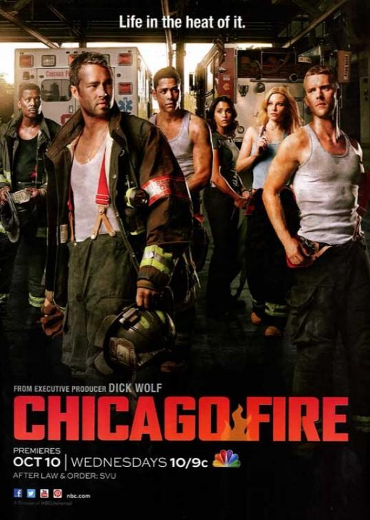 Пожарные Чикаго 6 сезон 13 серия Coldfilm