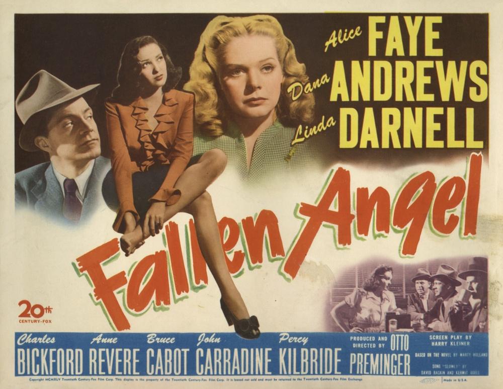 Падший ангел 1945  фильм про