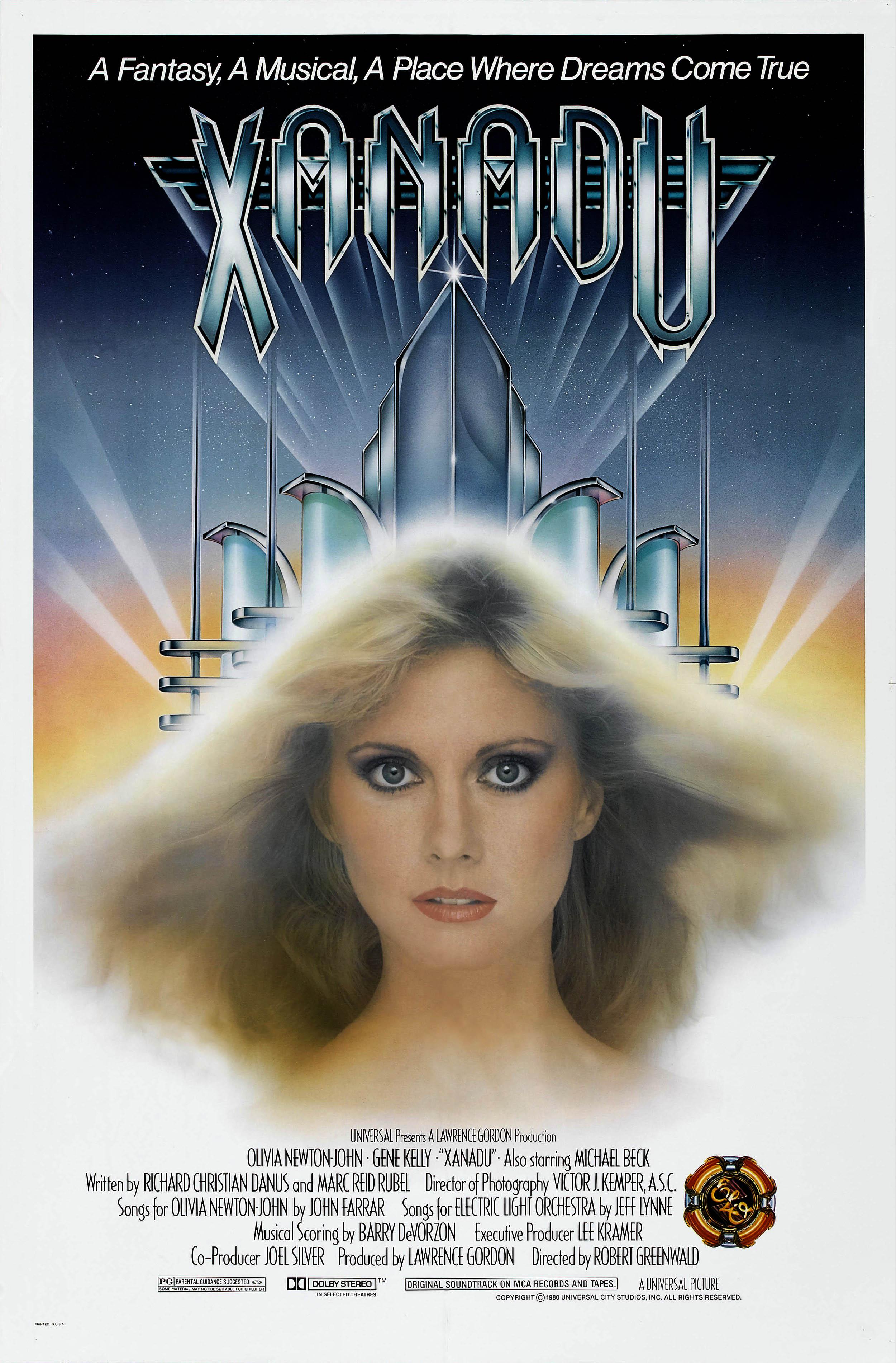 Xanadu movie images