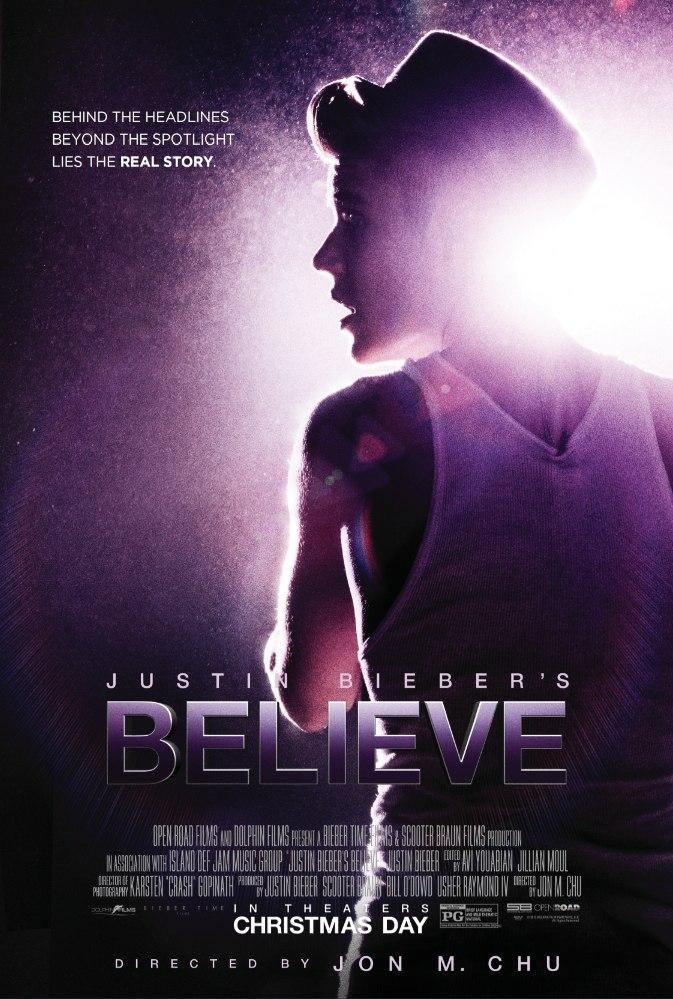 Джастин Бибер. Believe