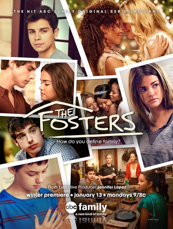 Фостеры 3 сезон 1-10 серия СУБТИТРЫ | The Fosters