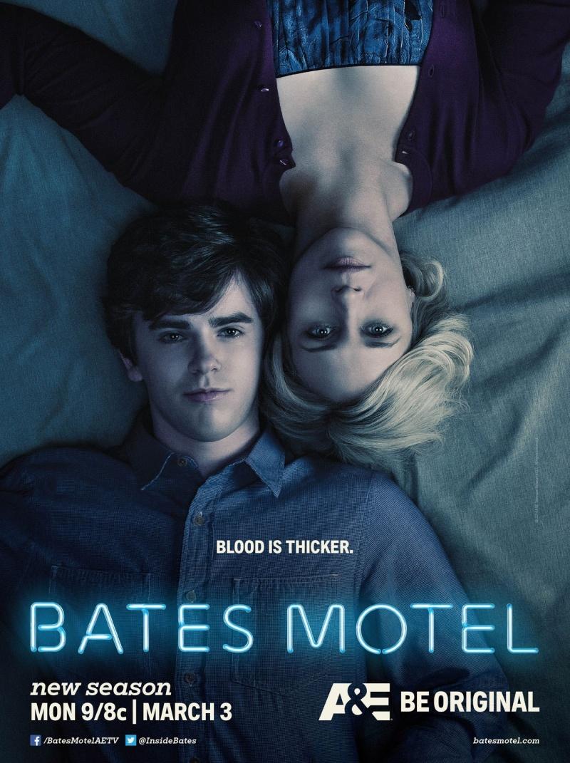 Мотель Бейтса 1-3 сезон 1-10 серия СУБТИТРЫ | Bates Motel