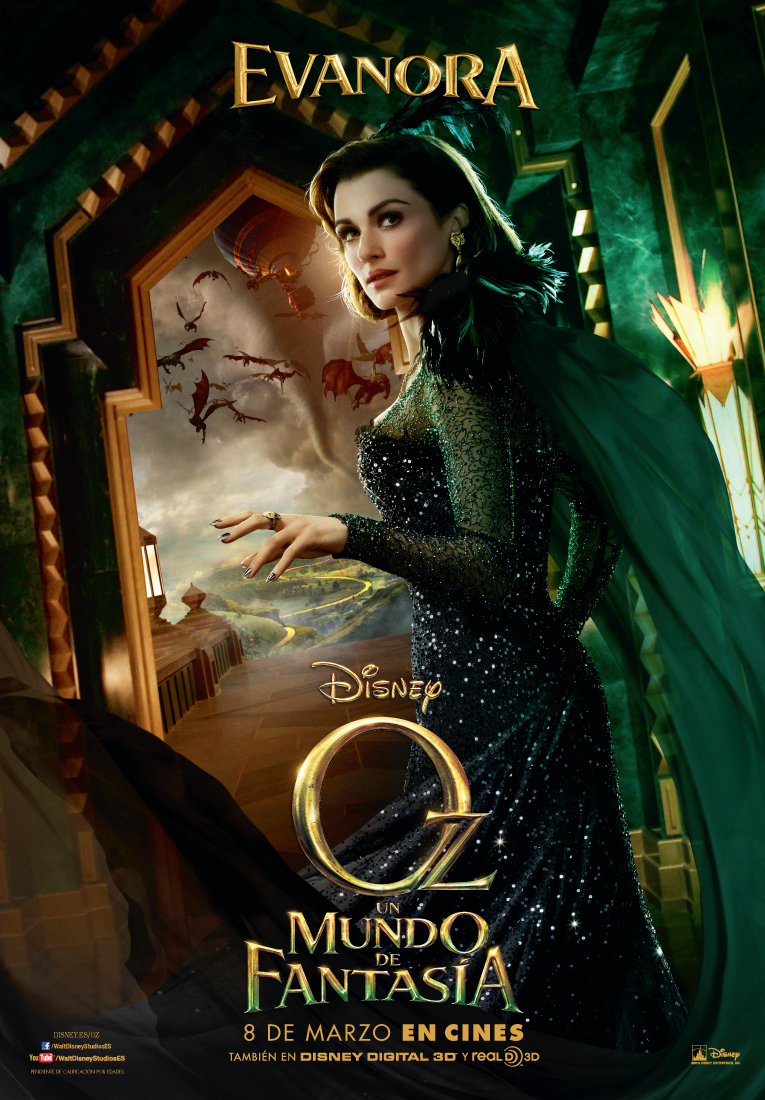 Oz the Great and Powerful  Wikipedia