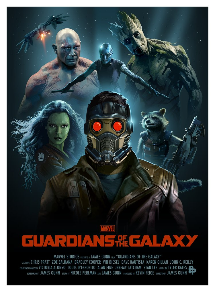 Guardians of the Galaxy 2 2017 Hindi Dubbed Movie
