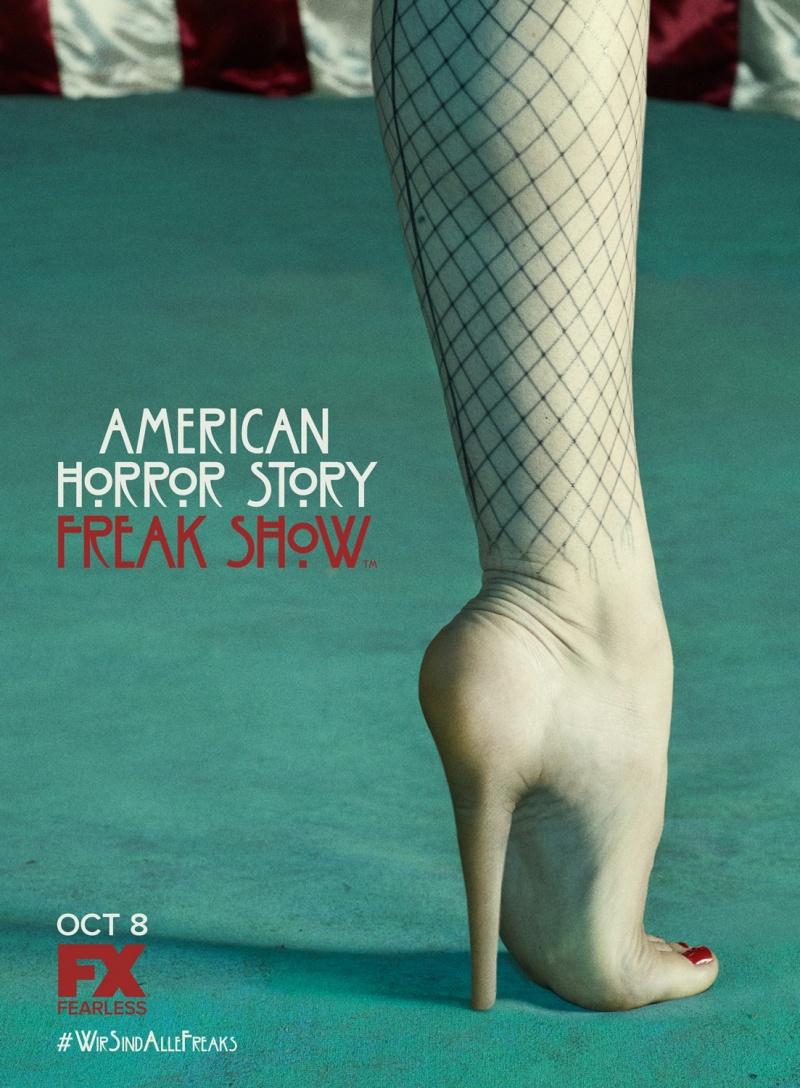 американская история ужасов 2 сезон серия 4 смотреть