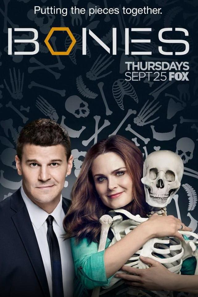 Кости 1-12 сезон 1-8 серия Дубляж ТВ3, BaibaKo | Bones