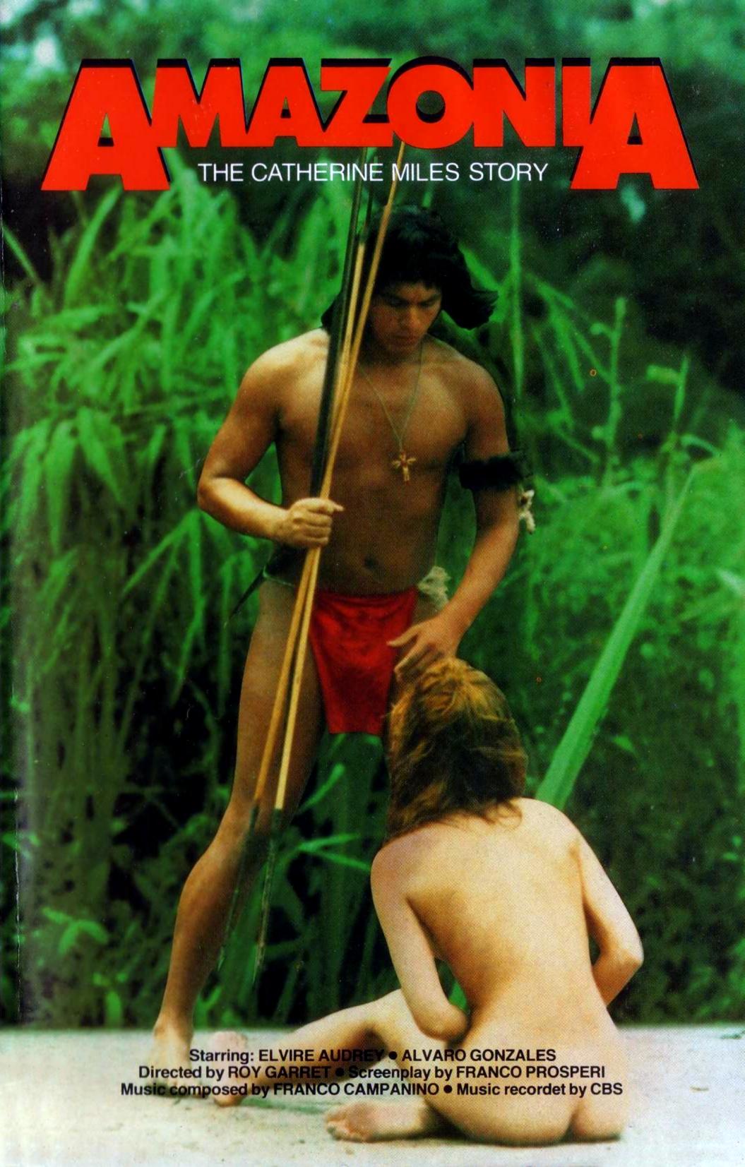 Free sex from amazonia film hardcore scene