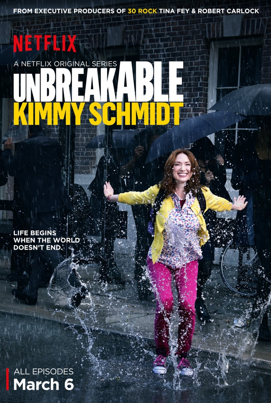 Несгибаемая Кимми Шмидт 1 сезон 1-13 серия СУБТИТРЫ | Unbreakable Kimmy Schmidt