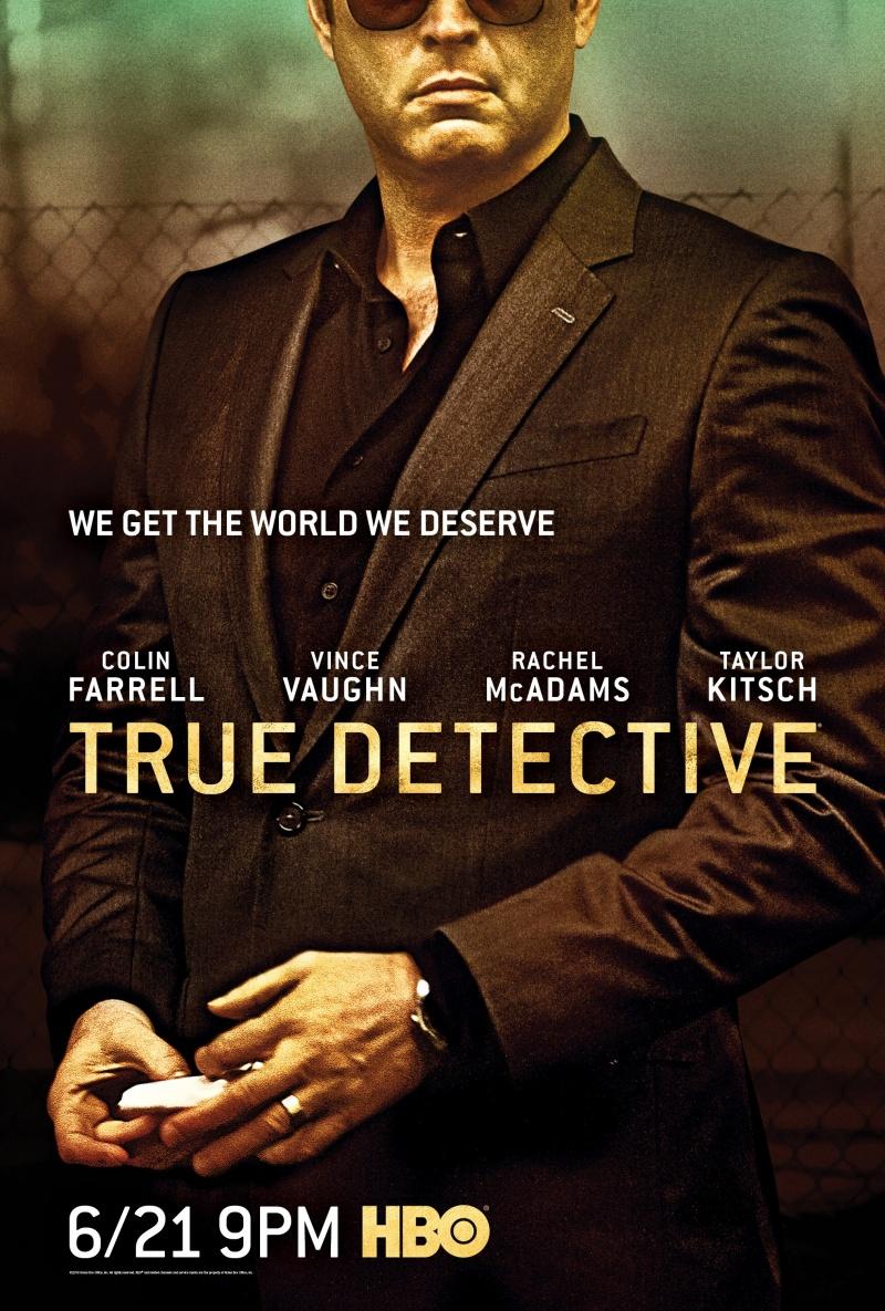 Настоящий детектив 1-2 сезон 1-8 серия AMEDIA | True Detective