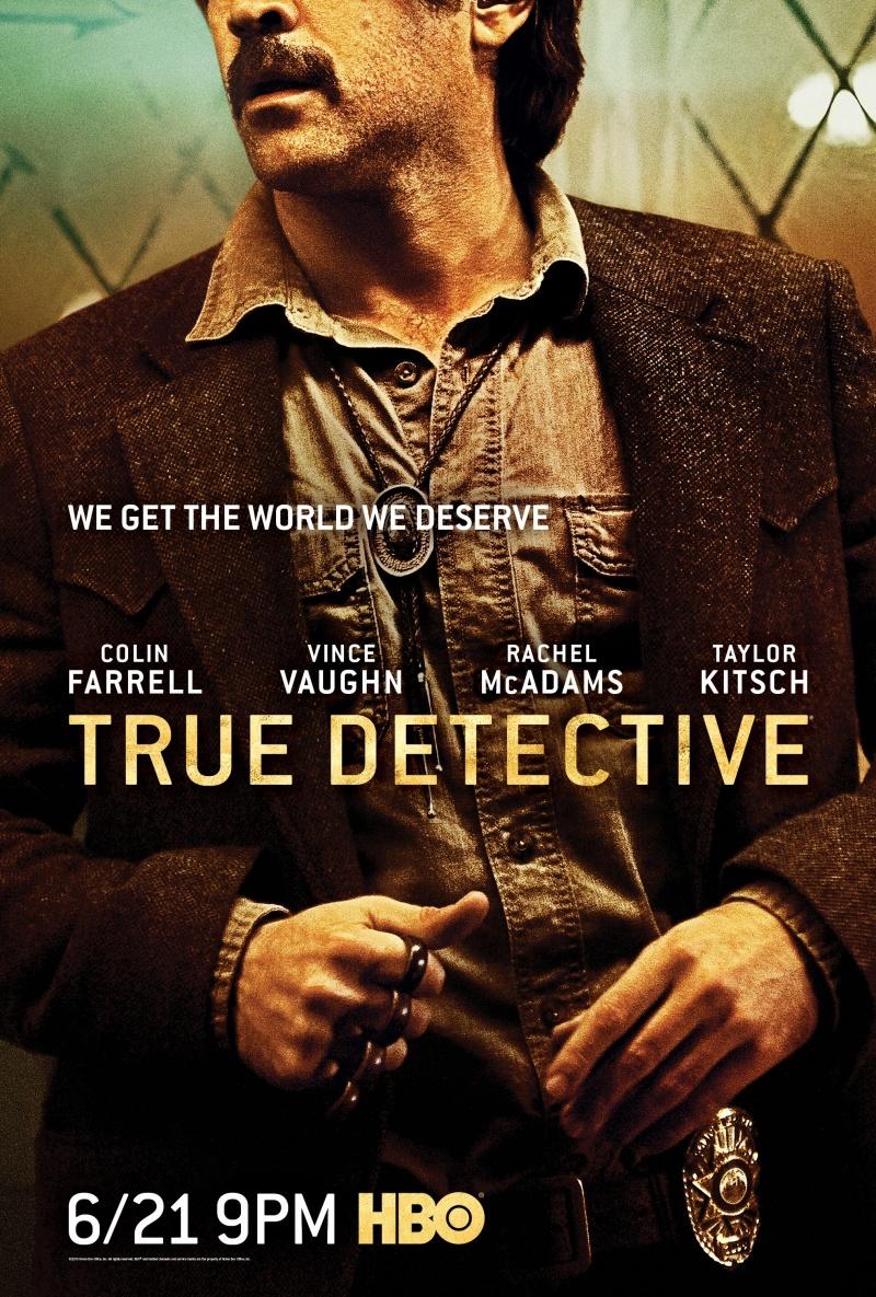 Настоящий детектив 1-2 сезон 1-8 серия СУБТИТРЫ | True Detective