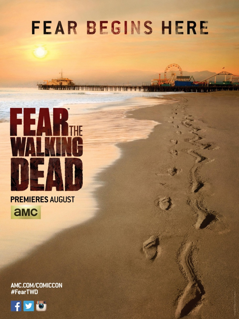 Бойтесь ходячих мертвецов 1 сезон 1-6 серия СУБТИТРЫ | Fear the Walking Dead