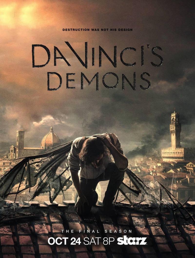 Демоны да Винчи 3 сезон 1-10 серия СУБТИТРЫ | Da Vinci's Demons