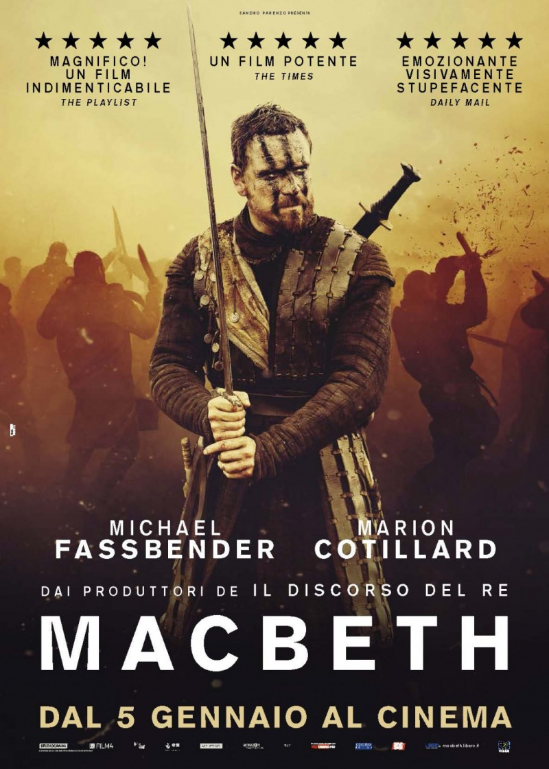 Macbeth 2015  IMDb