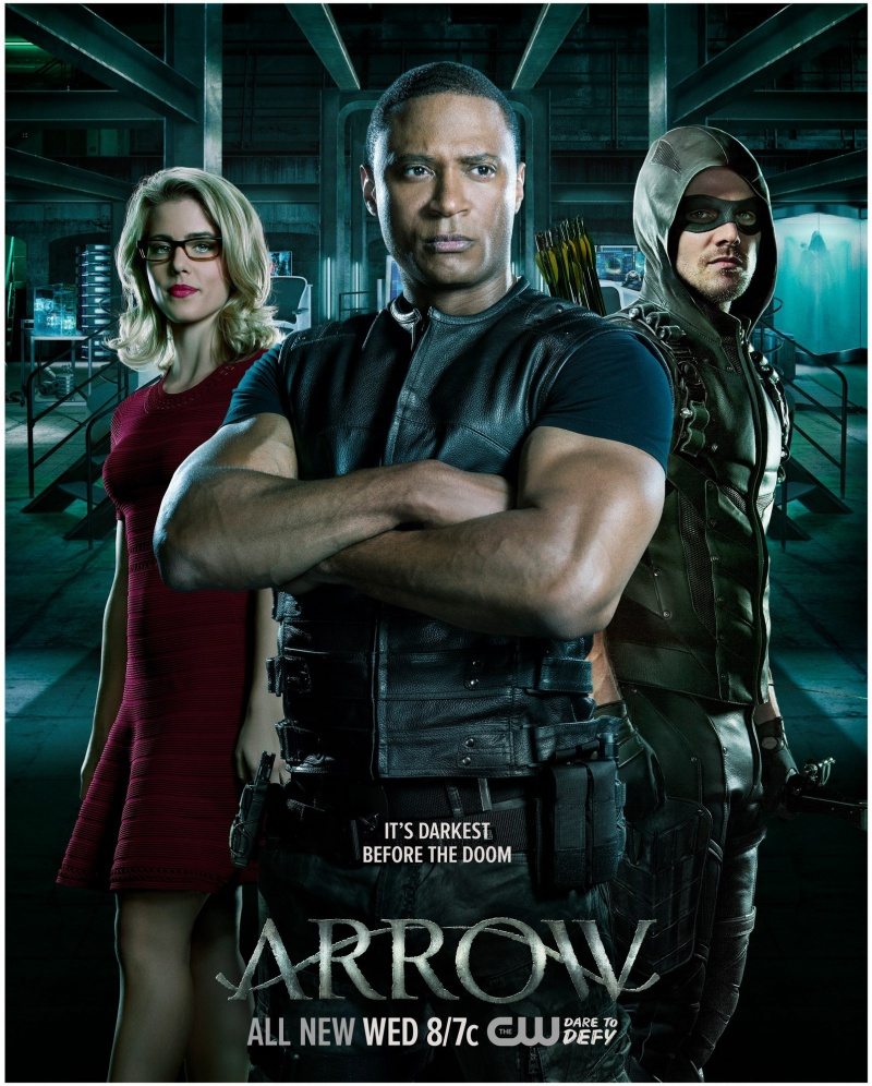 Стрела 1-5 сезон 1-18 серия СУБТИТРЫ | Arrow