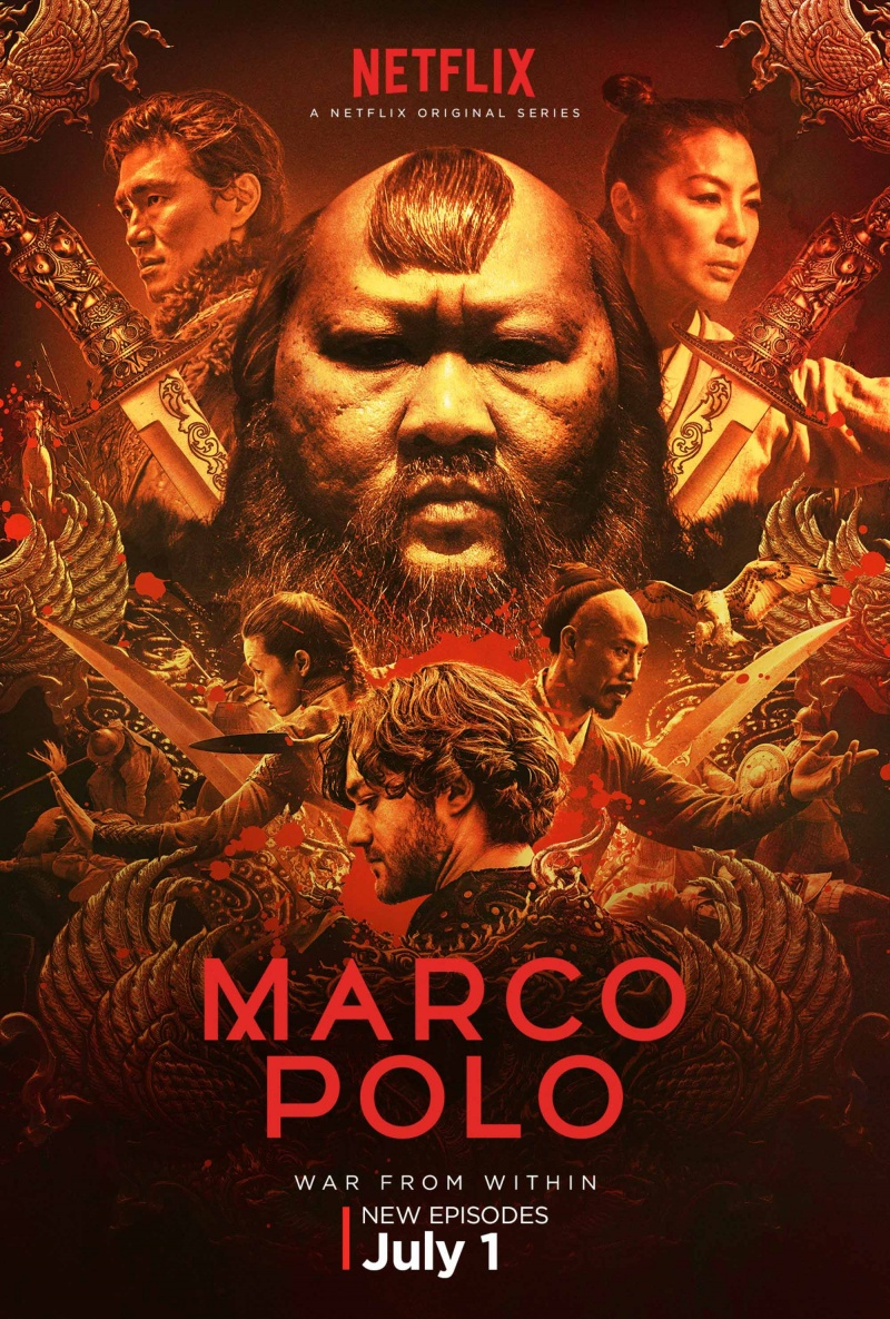 Марко Поло 1-2 сезон 1-10 серия BaibaKo | Marco Polo