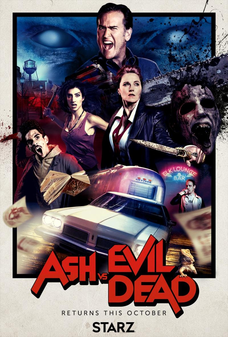 Эш против Зловещих мертвецов 1-2 сезон 1-10 серия Гоблин   Ash vs Evil Dead