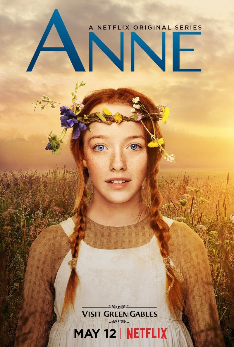 Энн 1 сезон 1-7 серия AvePremier   Anne with an E