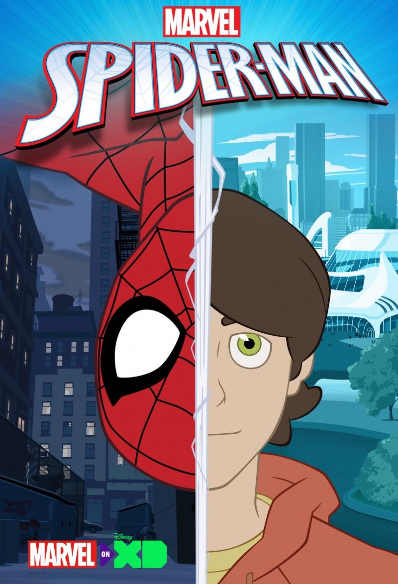 Человек-паук 1 сезон 1-9 серия HamsterStudio | Spider-Man