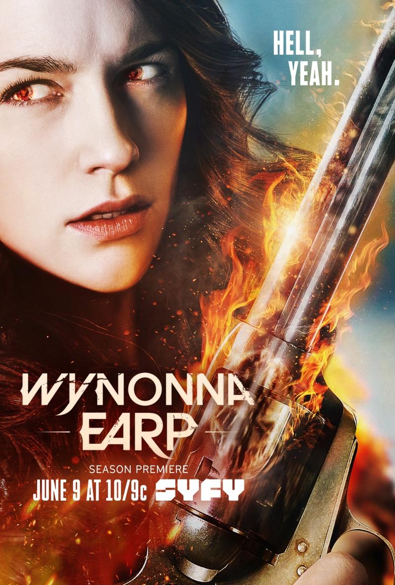 Вайнона Эрп 1-2 сезон 1-12 серия Кравец | Wynonna Earp