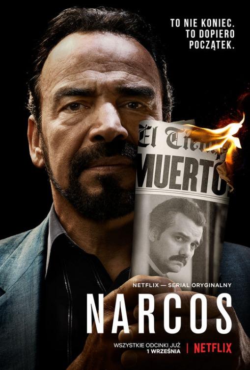 Нарко 1-3 сезон 1-10 серия Jimmy J.   Narcos