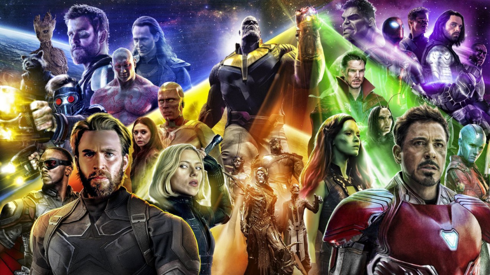 Avengers: Infinity War - Marvel Movies