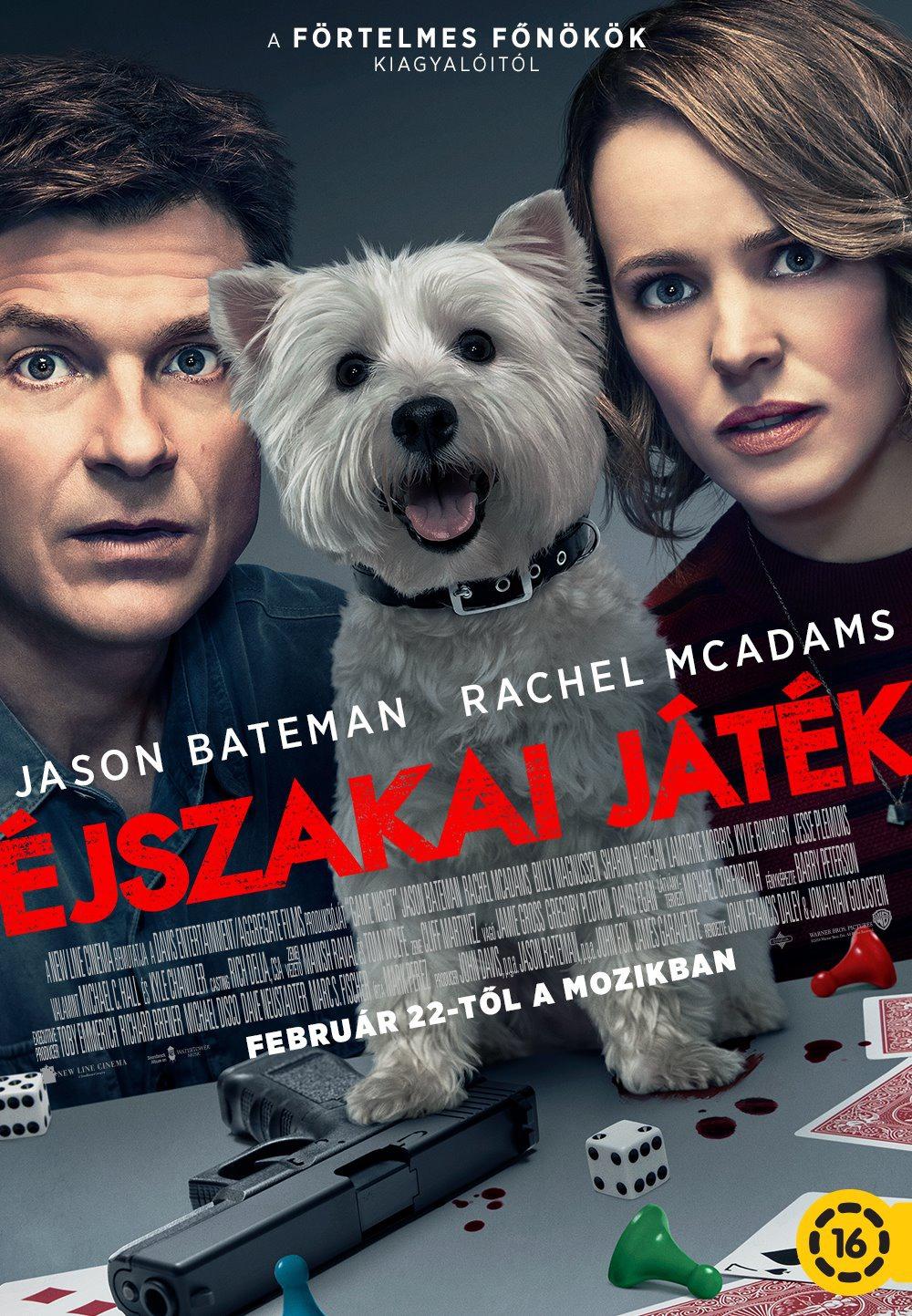 Game Night Trailer 2 (2018) Rachel McAdams, Jason Bateman Comedy Movie HD   Official Trailer  История Макса и Энни, которые вместе с другими парами  каждую ... baae90a998a