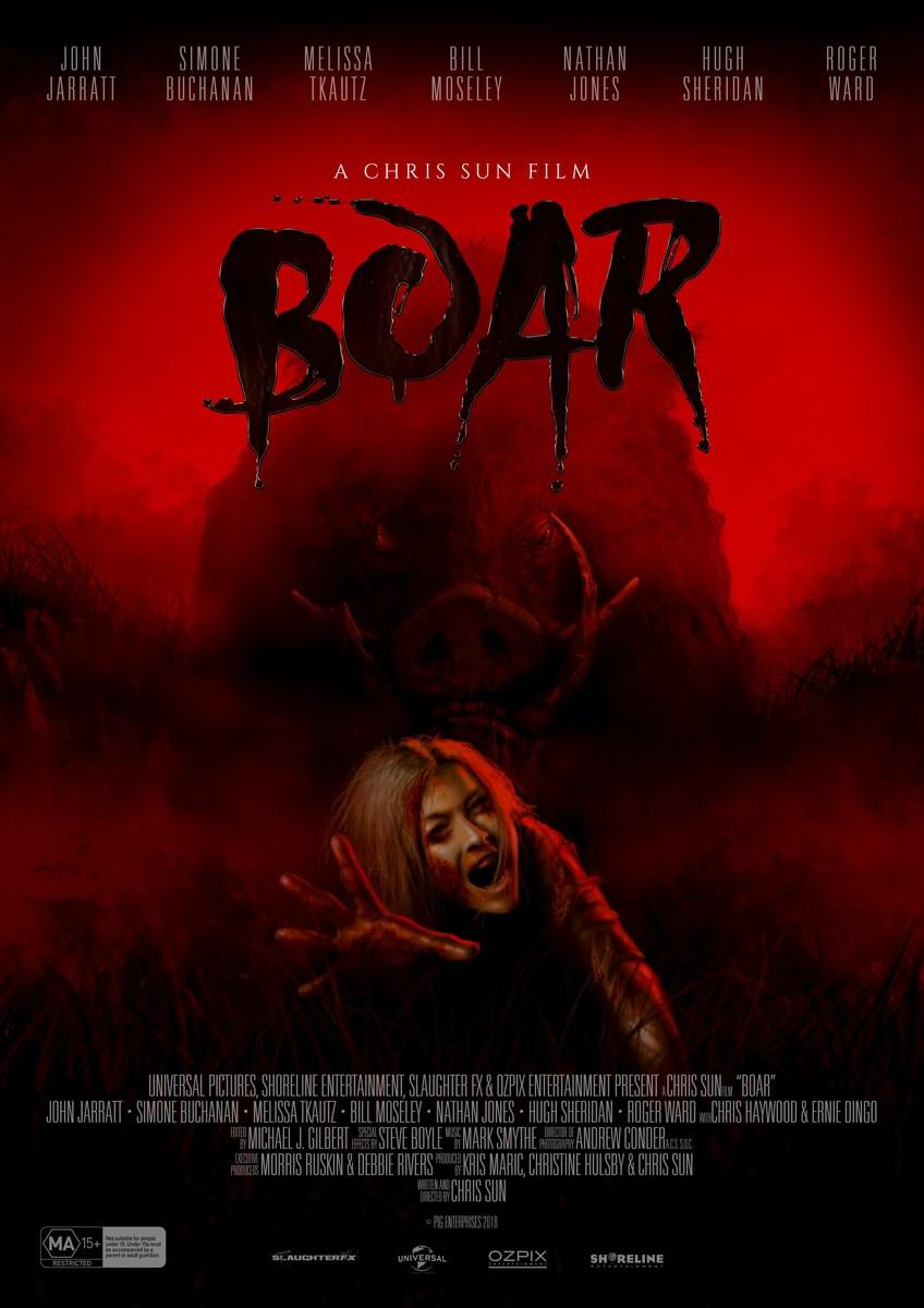 Смотреть фильм ужасов прочь 2018 в хорошем качестве